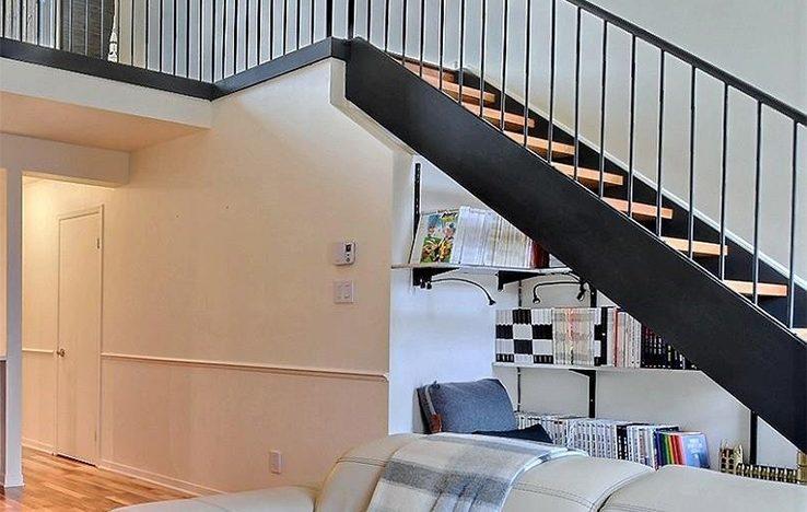 Revitalisation d'escalier